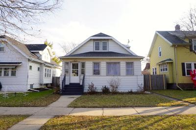 West Allis Single Family Home Active Contingent With Offer: 1110 S 75th St