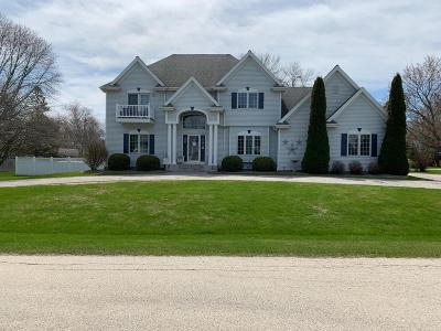Sheboygan Single Family Home For Sale: 733 Birch Tree Rd