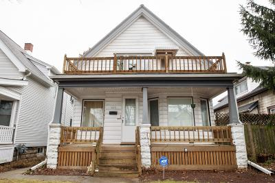 Milwaukee County Two Family Home For Sale: 2015 S 30th St #2015A