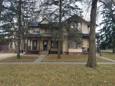 Delavan WI Multi Family Home For Sale: $189,900