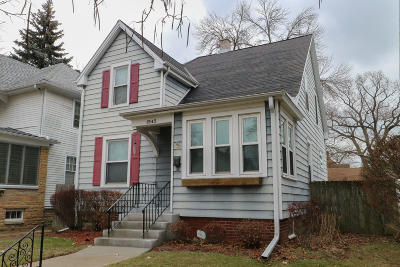 Racine County Single Family Home For Sale: 1545 Boyd Ave