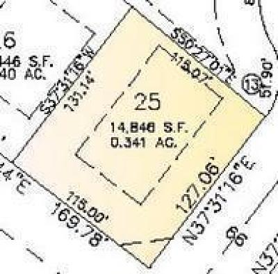 Washington County Residential Lots & Land For Sale: Lot 25 Schloemer Dr