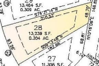 West Bend, Town Of West, Town Of Trenton Residential Lots & Land For Sale: Lot 28 Schloemer Dr