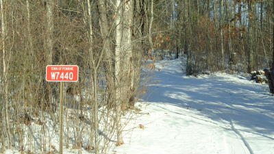 Menominee County, Marinette County Residential Lots & Land For Sale: W7440 Steele Rd.