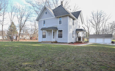Waukesha County Two Family Home For Sale: S90w22745 Milwaukee Ave