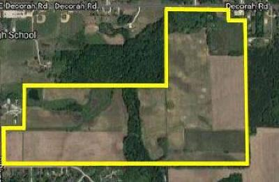 West Bend, Town Of West, Town Of Trenton Residential Lots & Land For Sale: 2245 E Decorah Rd