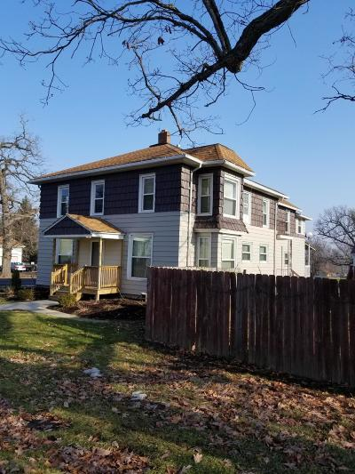 Bristol Single Family Home For Sale: 8107 198th Ave