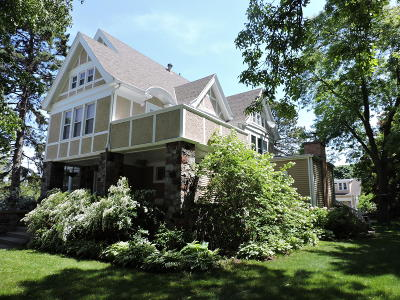 Sheboygan Single Family Home Active Contingent With Offer: 2119 N 6th St