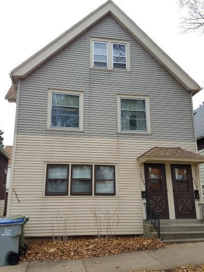 Milwaukee County Two Family Home For Sale: 1129 E Idaho St #1131