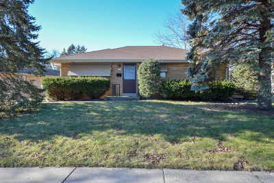 West Allis Single Family Home Active Contingent With Offer: 2585 S 91st St