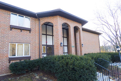 Glendale Condo/Townhouse Active Contingent With Offer: 6575 N Green Bay Rd #113