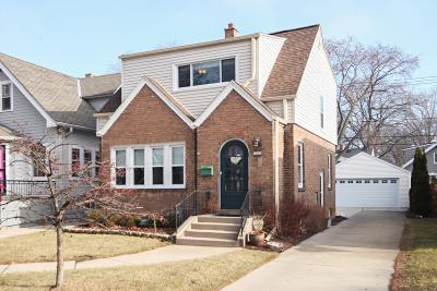 Whitefish Bay Single Family Home For Sale: 5060 N Elkhart Ave