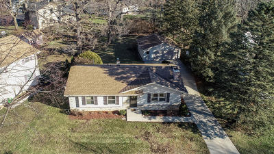 Waukesha Single Family Home Active Contingent With Offer: 1815 Hemit Ave