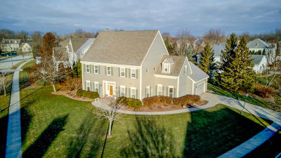 Grafton Single Family Home Active Contingent With Offer: 518 Cottonwood Ln