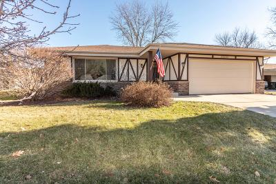 Sussex Single Family Home Active Contingent With Offer: W234n6818 Salem Dr