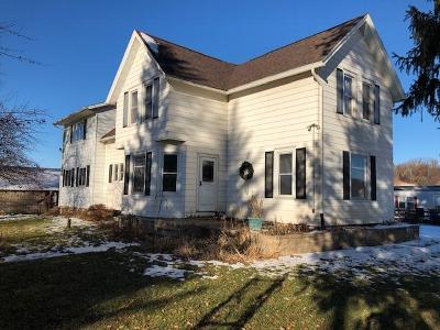 Holmen Single Family Home For Sale: N7047 County Road V