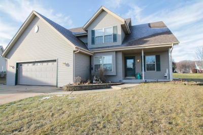 Hartford Single Family Home Active Contingent With Offer: 973 Bluebird Ct