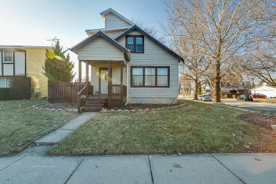South Milwaukee Single Family Home Active Contingent With Offer: 600 N Chicago Ave