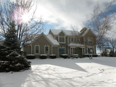 Washington County Single Family Home Active Contingent With Offer: N108w14927 Bel Aire Ln