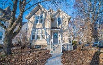 Waukesha Single Family Home Active Contingent With Offer: 434 W College Ave