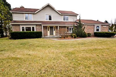 Single Family Home For Sale: 20725 W North Ave