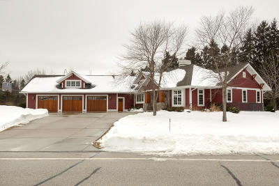 Sheboygan Single Family Home Active Contingent With Offer: 7002 Park Place Dr
