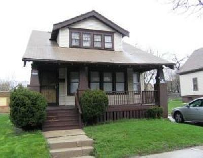 Racine Multi Family Home For Sale: 2338 W Keefe Ave