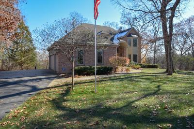 Racine County Single Family Home For Sale: 30705 Hunters Glen Rd