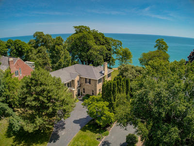 Whitefish Bay Single Family Home For Sale: 5762 N Shore Dr