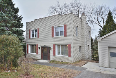 Single Family Home Active Contingent With Offer: 16601 W Greenfield Ave