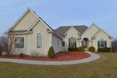 Town Richfield, Village Richfield, Hubertus, Colgate Single Family Home Active Contingent With Offer: 1185 Cheyenne Ct