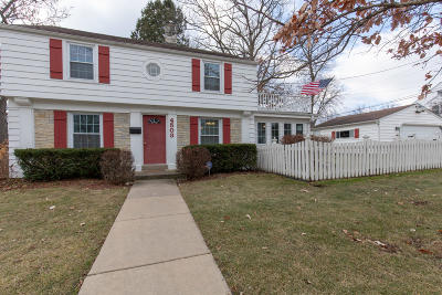 Greenfield Single Family Home Active Contingent With Offer: 4503 W Ohio Ave