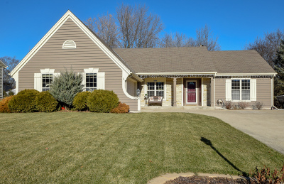 New Berlin Single Family Home Active Contingent With Offer: 13760 W Paddock Pkwy