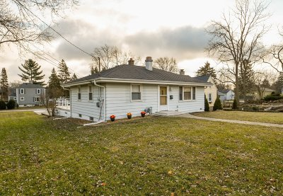 Waukesha Single Family Home Active Contingent With Offer: 1401 Pleasant View Ave