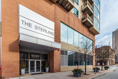 Condo/Townhouse Active Contingent With Offer: 1550 E Royall Pl #500