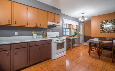 West Bend Single Family Home Active Contingent With Offer: 1241 Wayne Rd