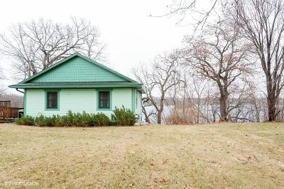 East Troy Single Family Home For Sale: N8602 Booth Lake Hghts Rd