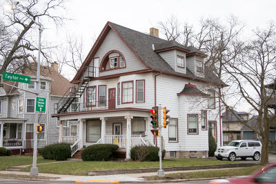 Racine Multi Family Home For Sale: 2109 Washington Ave