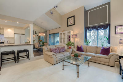 Glendale Condo/Townhouse Active Contingent With Offer: 2450 W Good Hope Rd #51