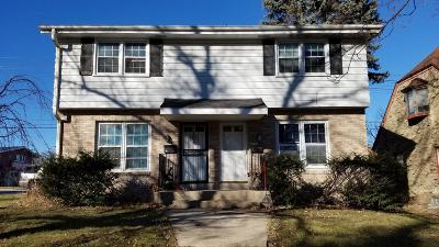 Greenfield Two Family Home For Sale: 4956 W Midland Dr #4958