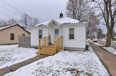 Racine Single Family Home Active Contingent With Offer: 4325 Twentyfirst St