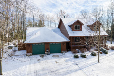Single Family Home For Sale: 16671 Lakeshore Rd