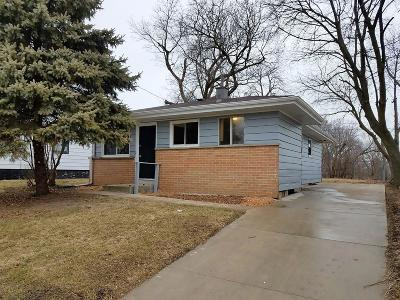 Racine Single Family Home For Sale: 1217 N Wisconsin St