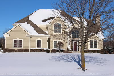 Mequon WI Single Family Home For Sale: $699,900