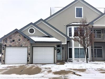 Pewaukee Condo/Townhouse Active Contingent With Offer: N30w23035 Pineview Cir #8