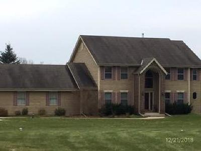 West Bend Single Family Home Active Contingent With Offer: 4732 Red Fox Ln