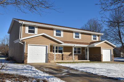 Waukesha Two Family Home Active Contingent With Offer: 2700 Albany Ct #2702