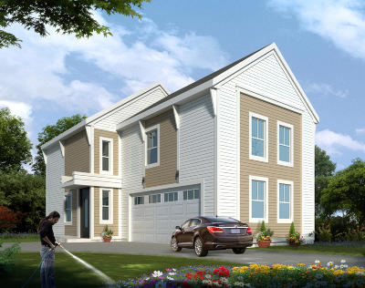 Hartford Single Family Home For Sale: 822 Skypark Dr