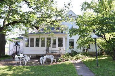 Jefferson County Single Family Home For Sale: W7478 Martin Ln #W7486