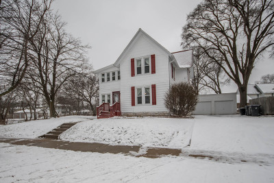 Waukesha Two Family Home Active Contingent With Offer: 510 Oakland Ave